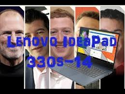 Обзор <b>ноутбук Lenovo IdeaPad 330s</b>-14 - YouTube