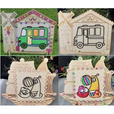 mcneil <b>DIY</b> Handmade <b>Snowflake</b> Painting For Kids | Shopee ...