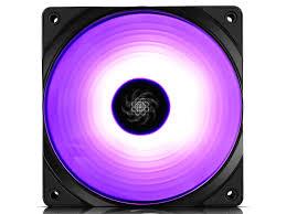 <b>Вентилятор DEEPCOOL CF120</b> RGB 120x120x25мм (32шт./кор ...