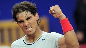Der Spanier Rafael Nadal benötigt in Madrid über zweieinhalb Stunden, um Landsmann David Ferrer zu bezwingen. Nun steht er im Halbfinal des ... - rafael-nadal-original