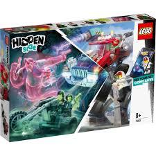 Купить <b>конструктор LEGO Hidden Side</b> Трюковый грузовик Эль ...