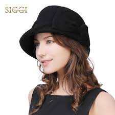 FANCET <b>Women</b> Winter <b>Fedora</b> Bowler Hat Cloche Round Cap ...