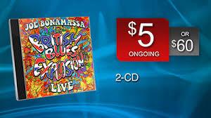 <b>Joe Bonamassa</b> - <b>British</b> Blues Explosion Live 2-CD Set   IPTV