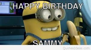 Happy Birthday Minion Meme Generator - funny minions memes ... via Relatably.com