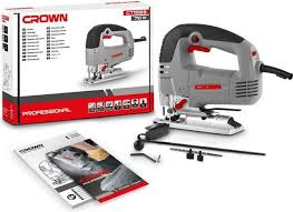 <b>Электролобзик Crown CT15189</b>, серый — купить в интернет ...