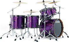 drum kits | drum kit - <b>Brand New 6 Pc</b>. Tama Starclassic Bubinga ...