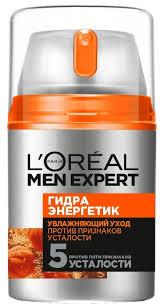 <b>L'Oreal Paris</b> Крем для лица Men Expert <b>Гидра Энергетик</b> Против ...
