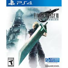 <b>Final Fantasy VII</b> Remake Standard Edition PlayStation 4 92319 ...