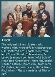 Timeline: Bill Gates