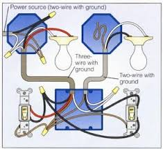 wiring a  way switch  way switch   lights wiring diagram
