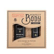 Для ванной и душа ROYAL BARBER <b>Набор для ухода за</b> телом ...