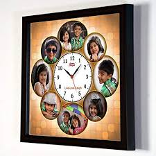 <b>Personalised Clock</b>: Buy <b>Personalised Clock</b> Online at Best Prices in ...