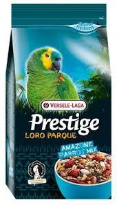 <b>Versele Laga Prestige</b> Premium Amazone Parrot <b>Loro</b> Parque Mix ...