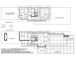 Usonian  Falls church and House plans on Pinterest
