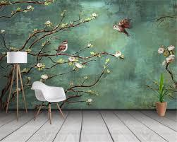 Beibehang Custom wallpaper 3d mural <b>hand painted</b> painting ...