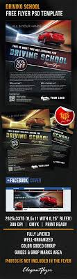 driving school flyer psd template facebook cover by driving school flyer psd template facebook cover