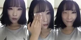 extreme asian makeup transformation mugeek vidalondon
