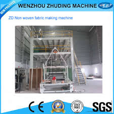 Spun Nonwoven Fabric Making Machine - Products - Huandtao.com ...
