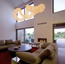 view in gallery dramatic pendant light effect living room interior 3 pendant lighting living room