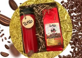 <b>Подарочный набор</b> кофе IL MIO Happy <b>New</b> Year 850 р.