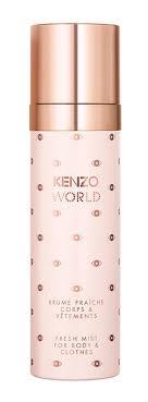 Женская парфюмерия <b>Kenzo</b> World Body Mist 100 мл от 2790 р ...