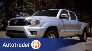 Auto Trader Oregon 2013 Toyota Tacoma Truck New Car Review Autotrader Youtube