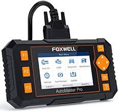 FOXWELL Scan Tool NT634 Obd2 Scanner ... - Amazon.com