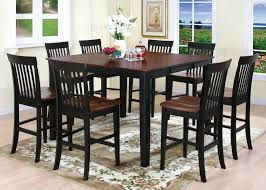 tall dining chairs counter: bar tables and chairs bar stool restaurant furniture tables bar height dining table set collection