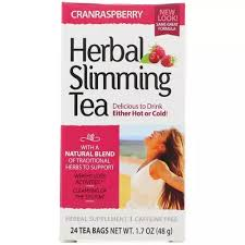 21st Century <b>Herbal Slimming Tea</b> Cranraspberry
