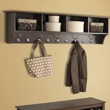 images entryway shelf hooks