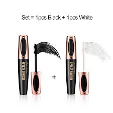 Online Shop Francheska 4D <b>Silk Fiber Eyelash</b> Waterproof Mascara ...