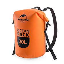 <b>Naturehike</b> 30 L <b>Waterproof Dry</b> Bag Rain <b>Waterproof</b> Trainer ...