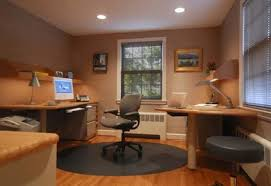 office paint schemes luxury small office design ideas blue office walls