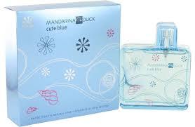 <b>Mandarina Duck Cute</b> Blue Perfume by Mandarina Duck