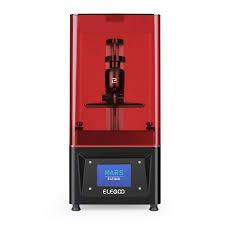 REVIEW: The <b>Elegoo</b> Mars, a hobbyist-suitable UV LCD <b>3D printer</b> ...