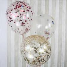 36inch Giant Clear <b>Sequins Balloon</b> Large Transparent Confetti ...