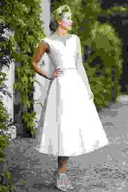 Tea Length <b>Bridal</b> and <b>50s</b> Style Short <b>Wedding</b> Dresses | Brighton ...