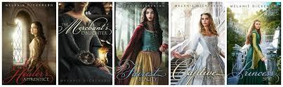 top ten tuesday dear santa reading is my superpower melanie dickerson s fairy tale retellings