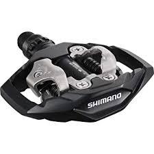 Amazon.com : <b>SHIMANO</b> PD-M530 <b>Mountain Pedals</b> : <b>Bike Pedals</b> ...