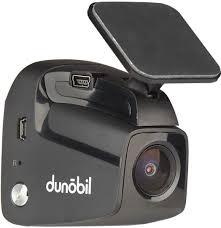 <b>Видеорегистратор Dunobil Nox</b> GPS, черный