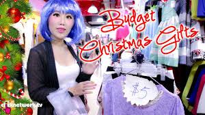 Budget Christmas Gifts - Budget Barbie: EP80 - YouTube