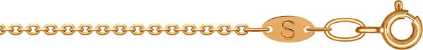 Цепь <b>SOKOLOV</b>, золото 585, 40 см, <b>581030408</b>