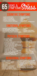 best ideas about ways to manage stress stress 65 common symptoms of stress 6 natural ways to manage stress