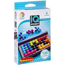 <b>IQ</b>-Элемент - <b>логическая игра BONDIBON</b> SMARTGAMES ...