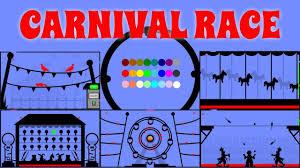 24 <b>Marble Race</b> EP. 13: Carnival Race - YouTube