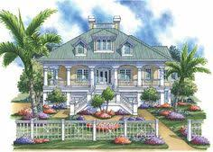 Key west style  Key west and Floor plans on PinterestLarge key west style home similar to a plantation house  Floor plans included
