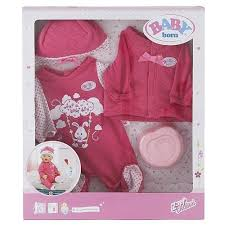 New <b>Zapf Creation Baby Born</b> Babys First Outfit Costume Clothes ...