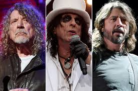 <b>Robert Plant</b>, Alice Cooper and Others Try to Save Live Music