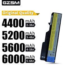 HSW <b>5200MAH NEW 6cells Laptop</b> Batteries for lenovo G460 ...