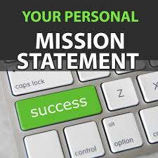 cheap work mission statement work mission statement deals on get quotations · your personal mission statement